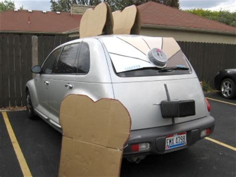 How To Decorate Your Car by Trunk Or Treat Decorating Ideas C R A F T