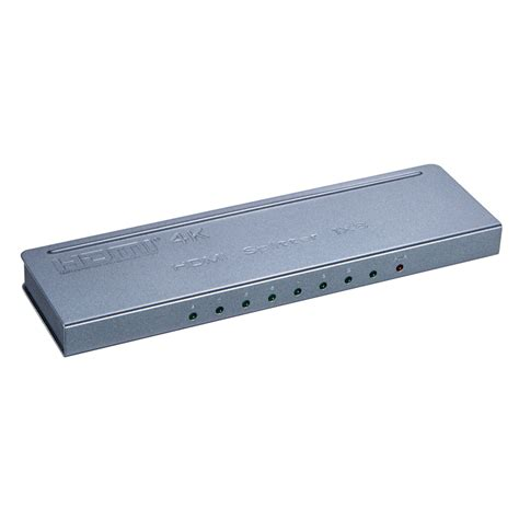 Hdmi Switch Hdmi Converter mini hdmi splitter 1x8 hdmi converter adapter 8 ports 1080p lifier hdmi switch hdmi 1 4v 3d