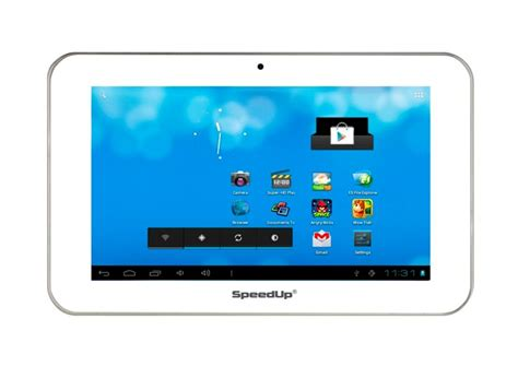Tablet Android Zyrex speedup pad slim s5 tablet android 7 inci murah
