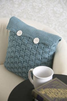 Sweater New On The Block Ione 1 tunisian crochet ombre pillow link to pattern ion second