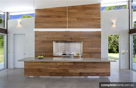 Timber Kitchen Designs 2014 Kitchen Design Trends Completehome
