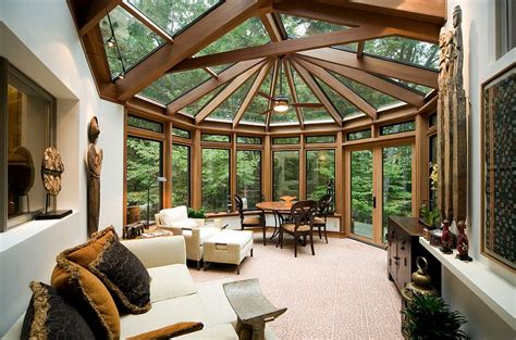 Sunrooms By Design 50 contemporary sunrooms with charming spaces