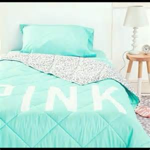 this mint blue bed set for a cheaper price on the hunt