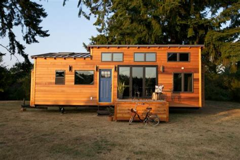 most luxurious tiny homes 9 ways to live luxuriously in a tiny home hgtv s