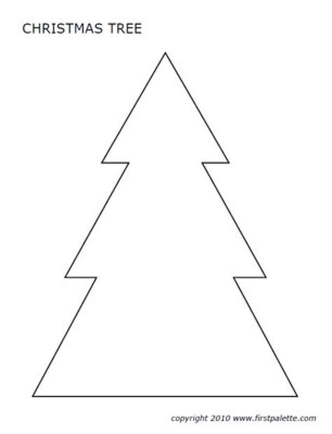 Christmas tree with star template images amp pictures becuo
