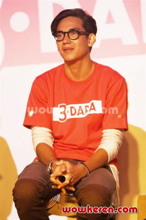 film terbaru adipati dolken 3 dara foto adipati dolken di press screening film 3 dara