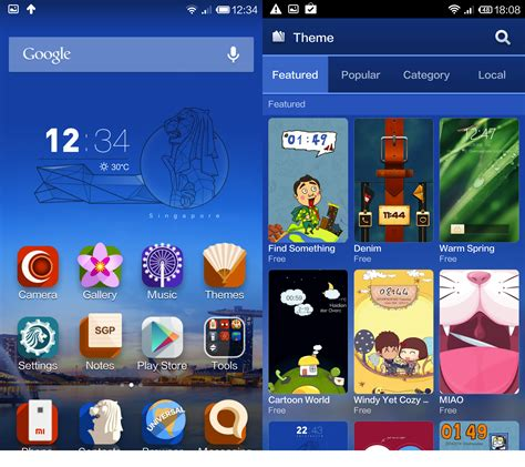 themes of mi mobile review xiaomi s flagship mi 3 android smartphone global