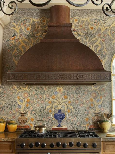 backsplash mosaic designs 18 gleaming mosaic kitchen backsplash designs