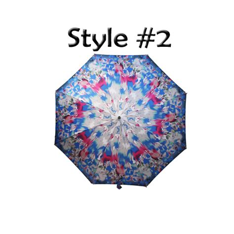 flower design umbrellas perletti acquerello designer umbrella abstract floral