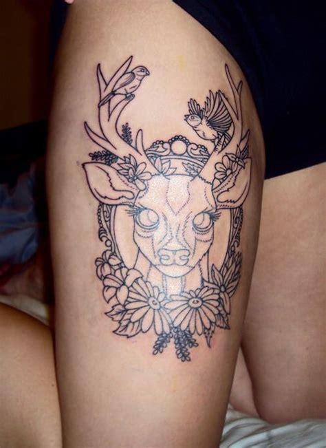 black lotus tattoo ri 17 best images about tattoos on deer antler