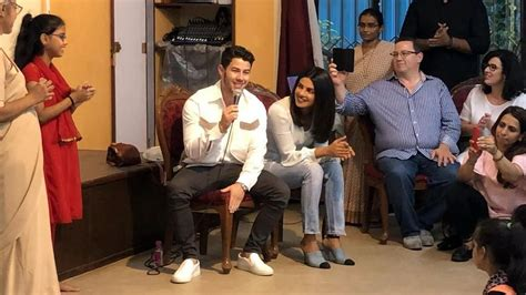 priyanka chopra house nick jonas nick jonas and priyanka chopra perform at indian orphanage