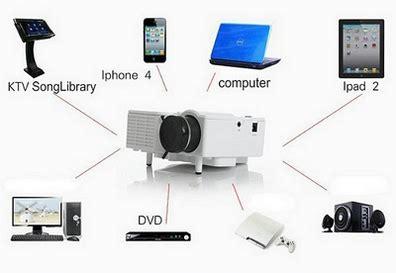 Proyektor Paling Murah proyektor led murah harga hanya 500 ribuan hadirkan