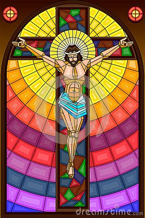 imagenes religiosas toluca pintura del vitral de la crucifixi 243 n religioso