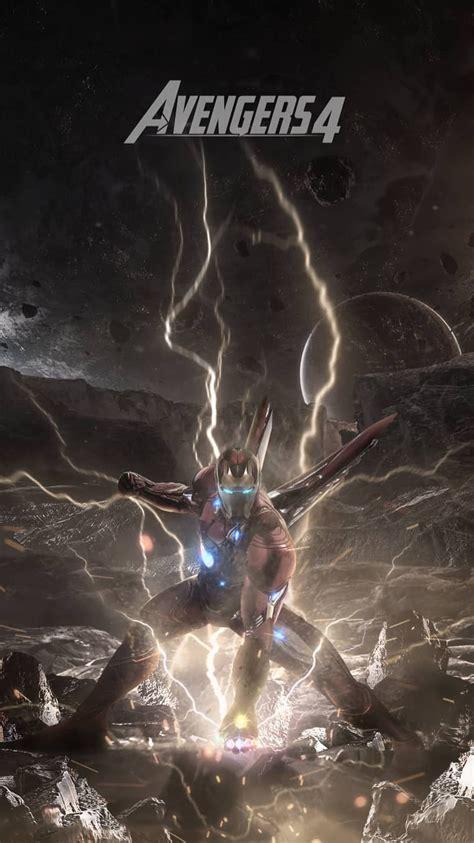 avengers endgame iron man poster iphone wallpaper iphone