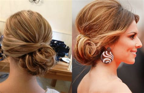 Wedding Hairstyles Chignon by Low Bun Wedding Hairstyles 2017 Hairdrome