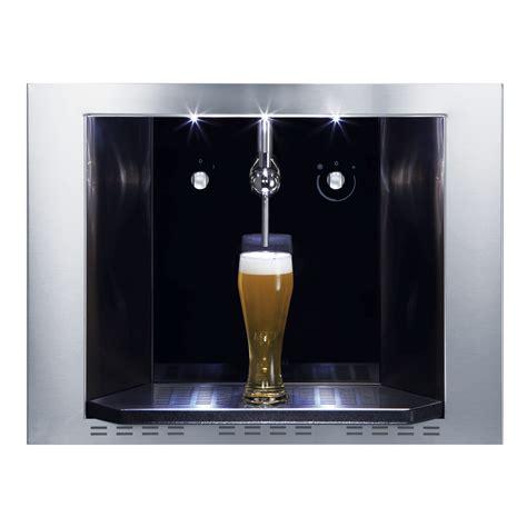 Kitchen Cabinet Sliding Shelves Integrated Beer Dispenser
