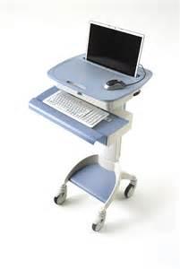 Laptop Desk On Wheels Flo 1750 Asr Healthcare