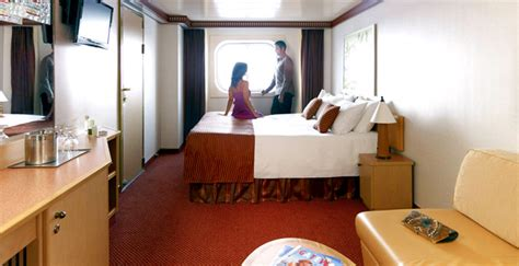 carnival cruise view room view staterooms view cabins carnival cruise lines