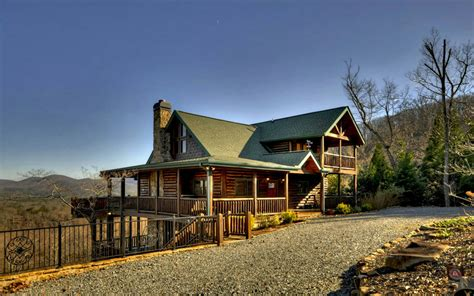 Cabins For Sale Blue Ridge Ga by Blue Ridge Mountain Log Cabins Homes For Sale