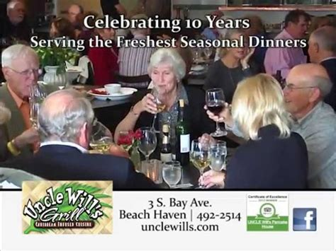 uncle wills pancake house lbi tv 187 blog archive 187 uncle will s pancake house grill tom stewart inside