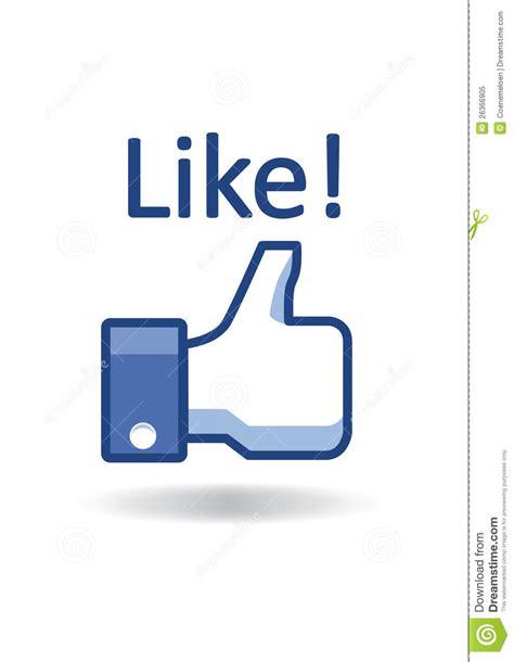 facebook daumen facebook daumen m 246 gen redaktionelles bild bild 26366905