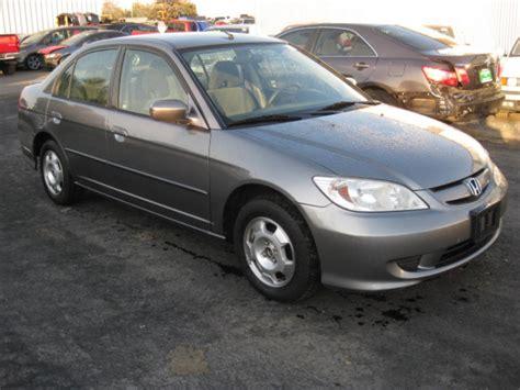 Honda Civic Hybrid For Sale by 2004 Honda Civic Hybrid For Sale Stk R13953 Autogator