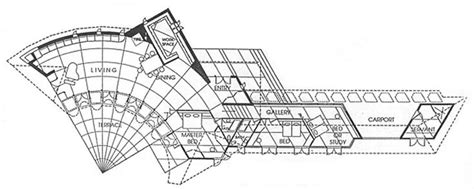 frank lloyd wright home and studio floor plan wrighthousediagramsmbig frank lloyd wright pinterest
