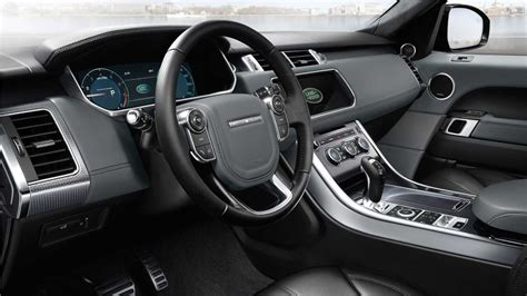 land rover interior 2016 2016 land rover range rover interior united cars