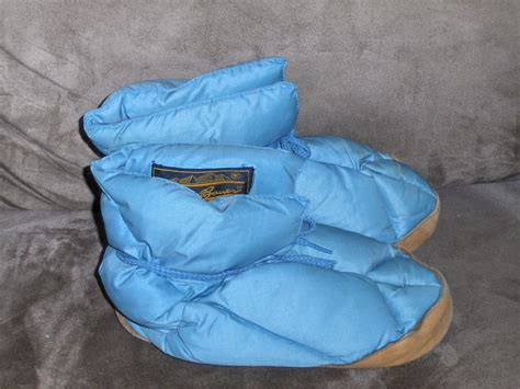 eddie bauer house shoes eddie bauer goose down slippers house shoes size s slippers