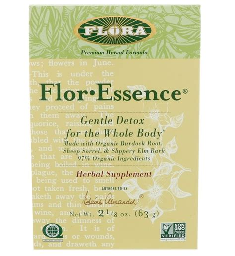 Flora Flor Essence Gentle Detox For The Whole by Flora Flor 183 Essence Gentle Detox For The Whole 2 1