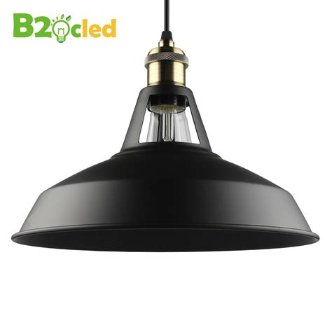 Retro Style Pendant Lighting 2017 New Industrial Retro Style Pendant Light Black White Edison Light Bulb American