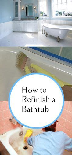 Cost To Reglaze A Bathtub by Tips From The Pros On Painting Bathtubs And Tile