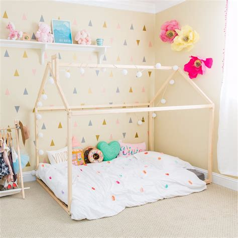 futon 3 cuerpos medidas house bed mini maison nursery decor