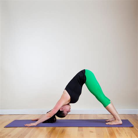 downward facing happy hips sequence popsugar fitness uk