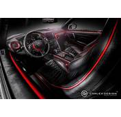 Nissan GT R Innenraum Studie Von Carlex Design
