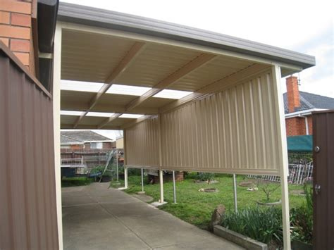 Attached Carport Kits by 14 Common Myths About Attached Metal Creative Car Idea