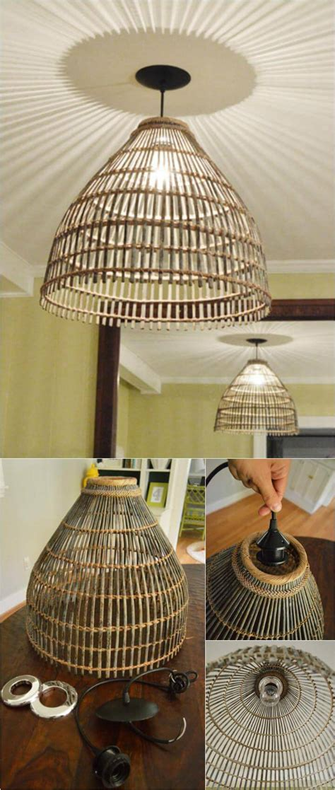 Make Pendant Light 100 Diy Pendant Light Projects To Make Your Home Decoration Easy