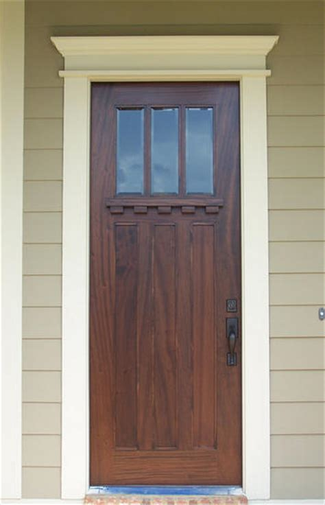 Exterior Door Trim Molding Doors By Decora Craftsman Collection Dbyd4077