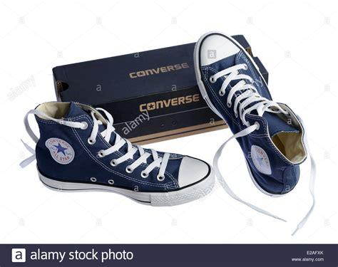 New Converse Chuck All Box blue converse chuck all shoe pair and box