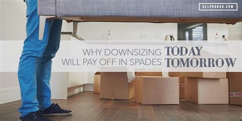 thinking of downsizing your home 7 reasons why now may be the time nestbend real estate 17 best images about home organizing on pinterest