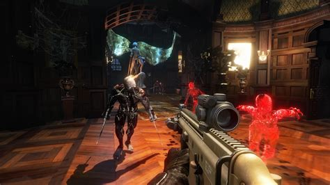 killing floor 2 announced for xbox one and xbox one x
