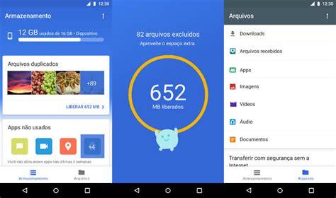 google identifica imagenes google lan 231 a files go um app para gerenciar o espa 231 o de