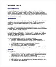 Sle Letter Of Agreement With Emergency Evacuation Site Sle Emergency Plan Template 9 Documents In Pdf Word