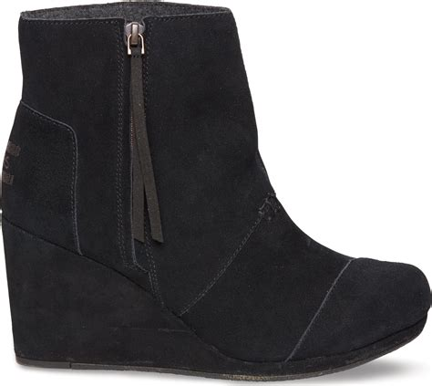 Wedges Lv 24 toms suede s desert wedge high open24 lv