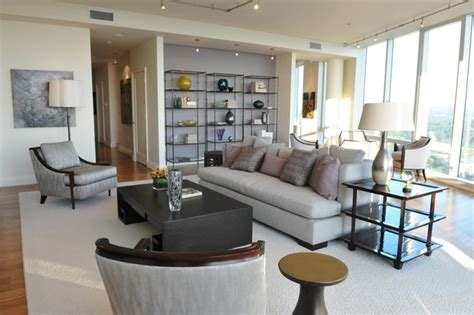 design apartment bellevue bellevue towers barbara barry inspired penthouse
