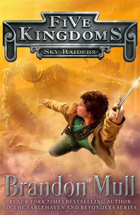 the between kingdoms books brandon mull on weapons sky raiders