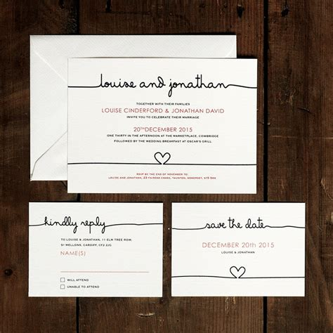 Quality Card For Wedding Invitations by Scribble Wedding Invitation Feel Wedding Invitations