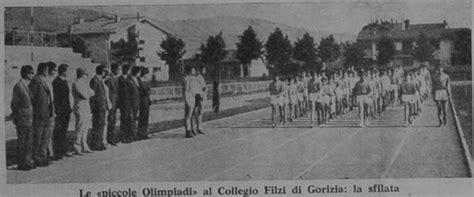 ufficio educazione fisica gorizia archivio arena di pola