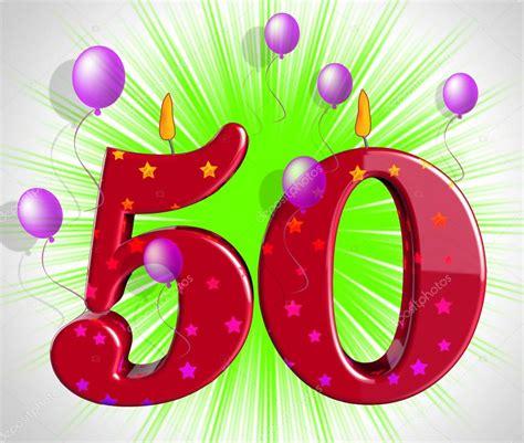imagenes de cumpleaños numero 50 partido n 250 mero cincuenta mostrar 50 velas de cumplea 241 os o