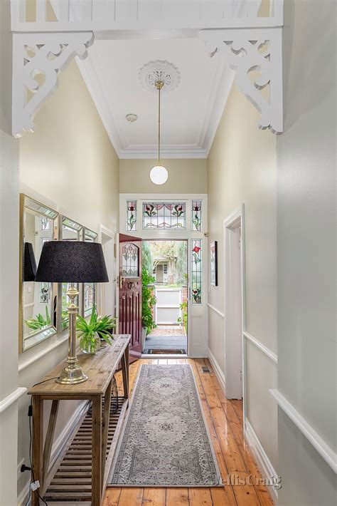 narrow hallway design bungalow hallway ideas cottage